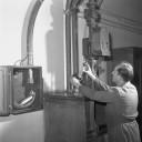 1956 - potrubní pošta