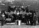 1928 - základní kámen budovy ČTK