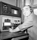 1958 - technik radiovysílání